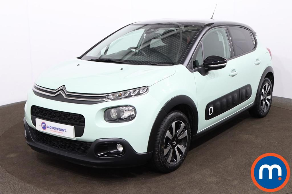 Citroen C3 1.2 PureTech 110 Flair 5dr [6 Speed] - Stock Number 1163942 Passenger side front corner