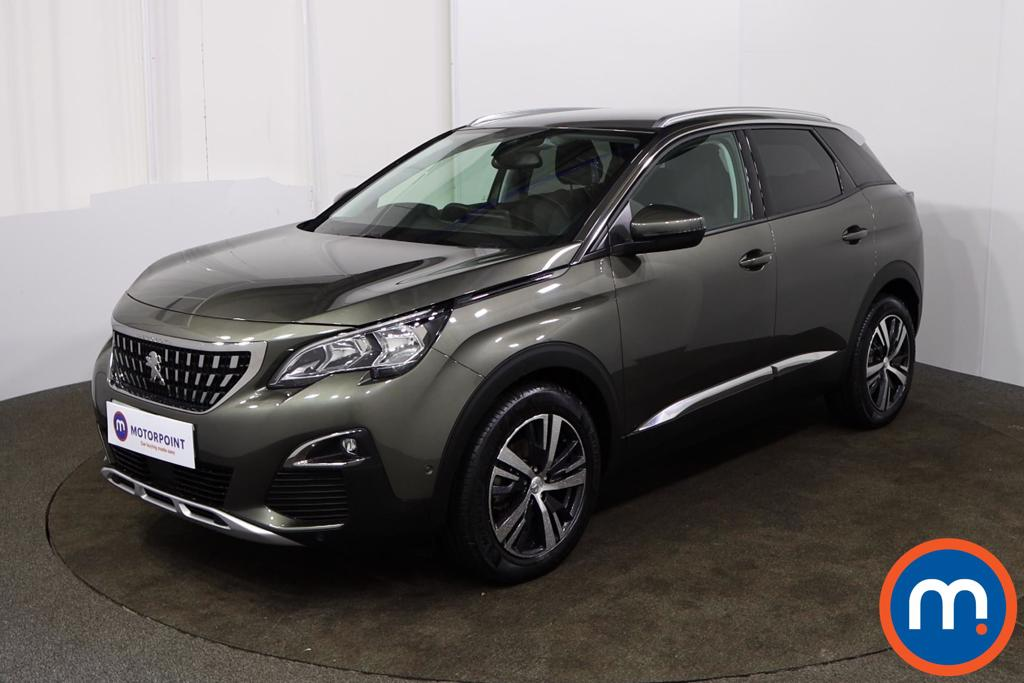Peugeot 3008 1.2 PureTech Allure 5dr EAT8 - Stock Number 1164374 Passenger side front corner
