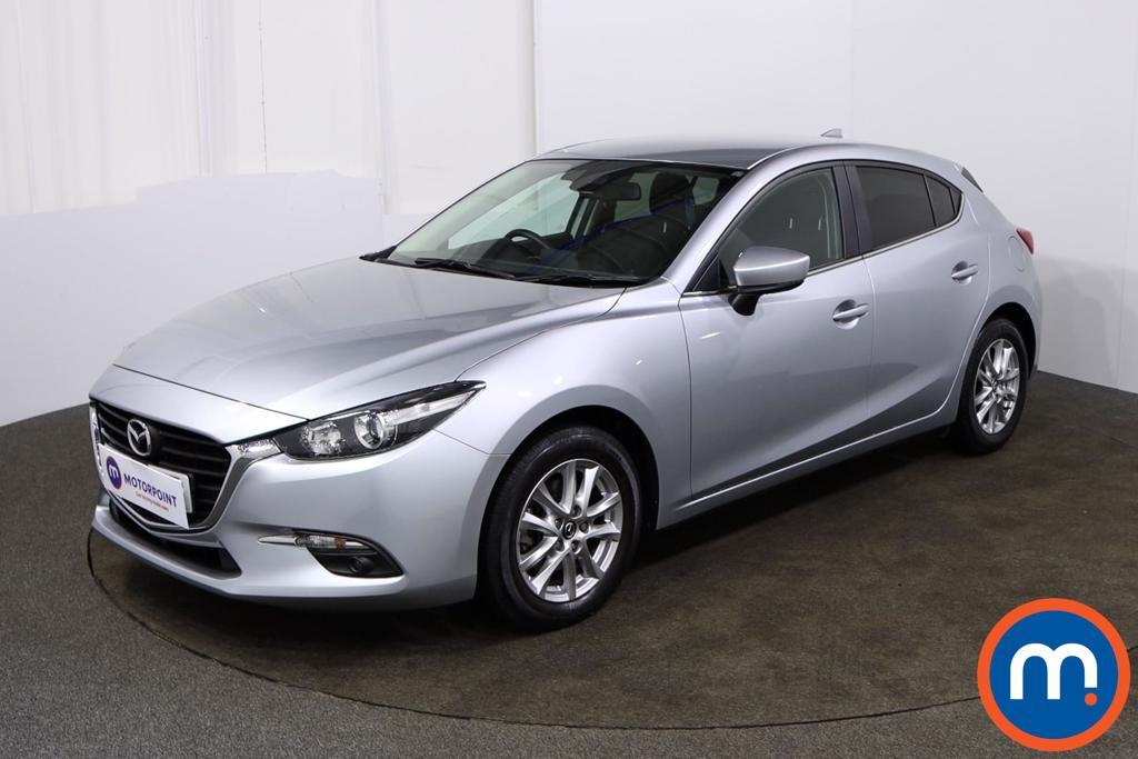 Mazda 3 2.0 SE-L Nav 5dr Auto - Stock Number 1164999 Passenger side front corner
