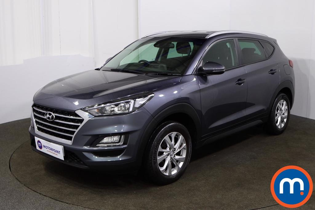Hyundai Tucson 1.6 GDi SE Nav 5dr 2WD - Stock Number 1164854 Passenger side front corner