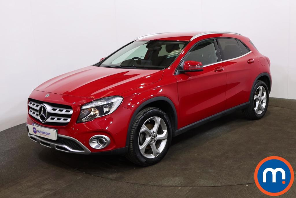 Mercedes-Benz GLA GLA 200 Sport Executive 5dr - Stock Number 1124163 Passenger side front corner