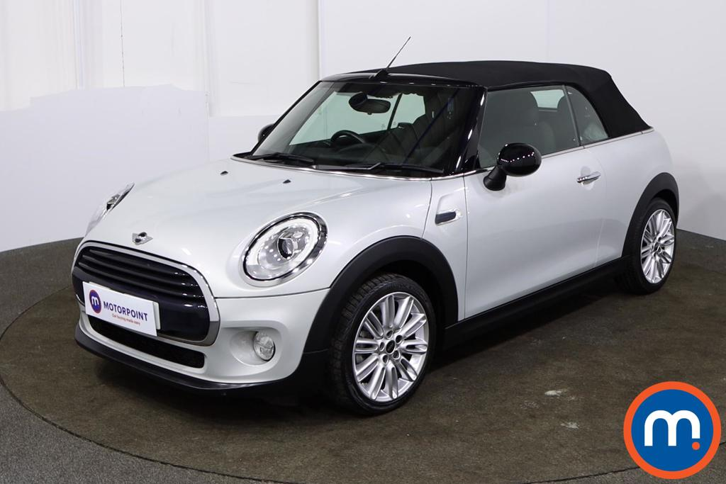 Mini Convertible 1.5 Cooper 2dr [Chili Pack] - Stock Number 1162789 Passenger side front corner