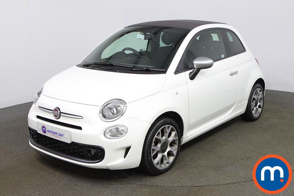 Fiat 500 1.2 Rock Star 2dr - Stock Number 1163673 Passenger side front corner