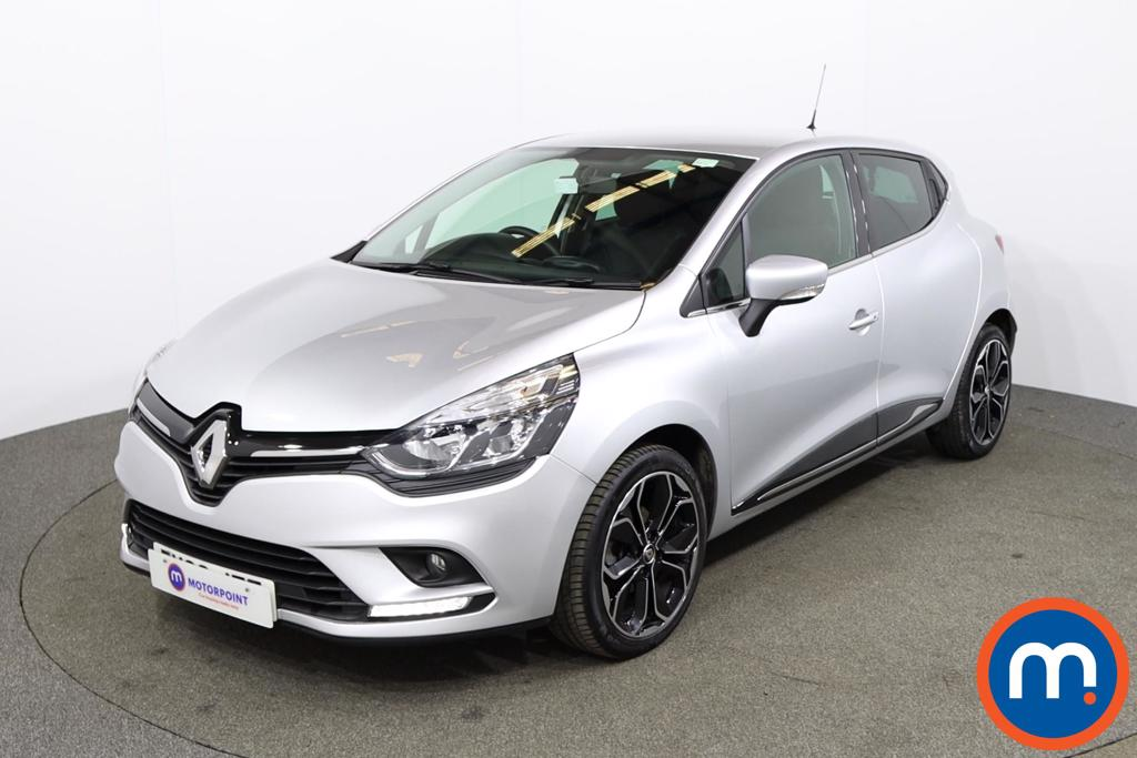 Renault Clio 0.9 TCE 90 Iconic 5dr - Stock Number 1163703 Passenger side front corner