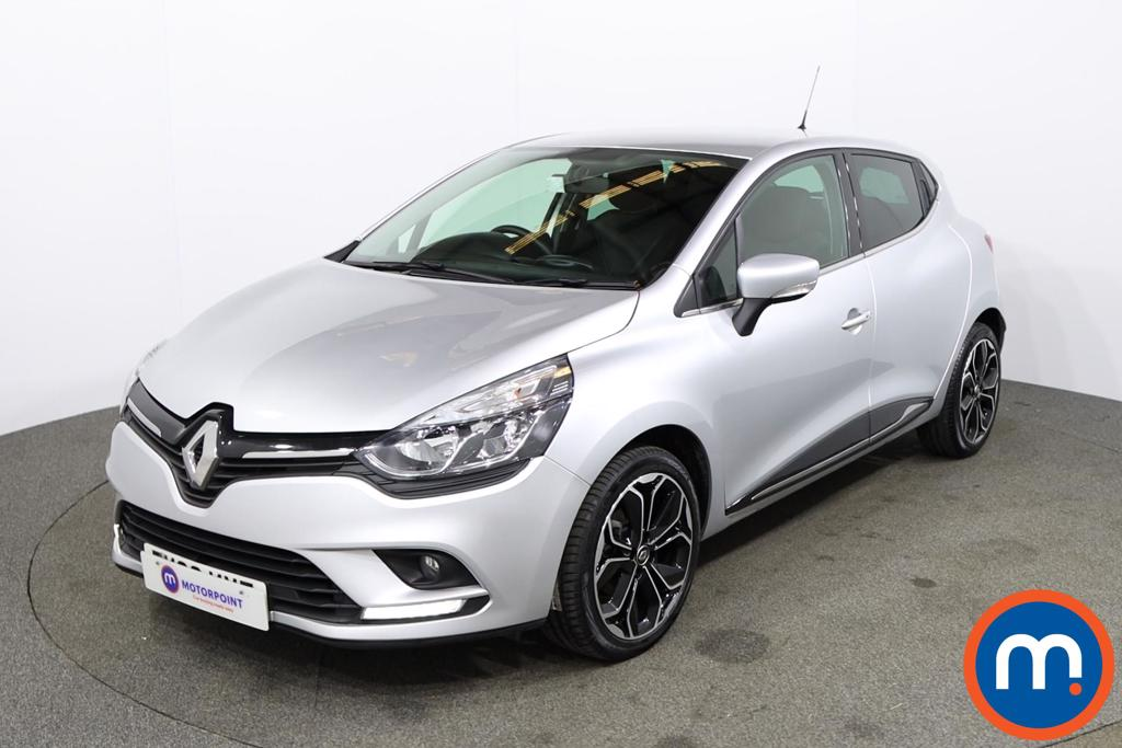 Renault Clio 0.9 TCE 90 Iconic 5dr - Stock Number 1163707 Passenger side front corner