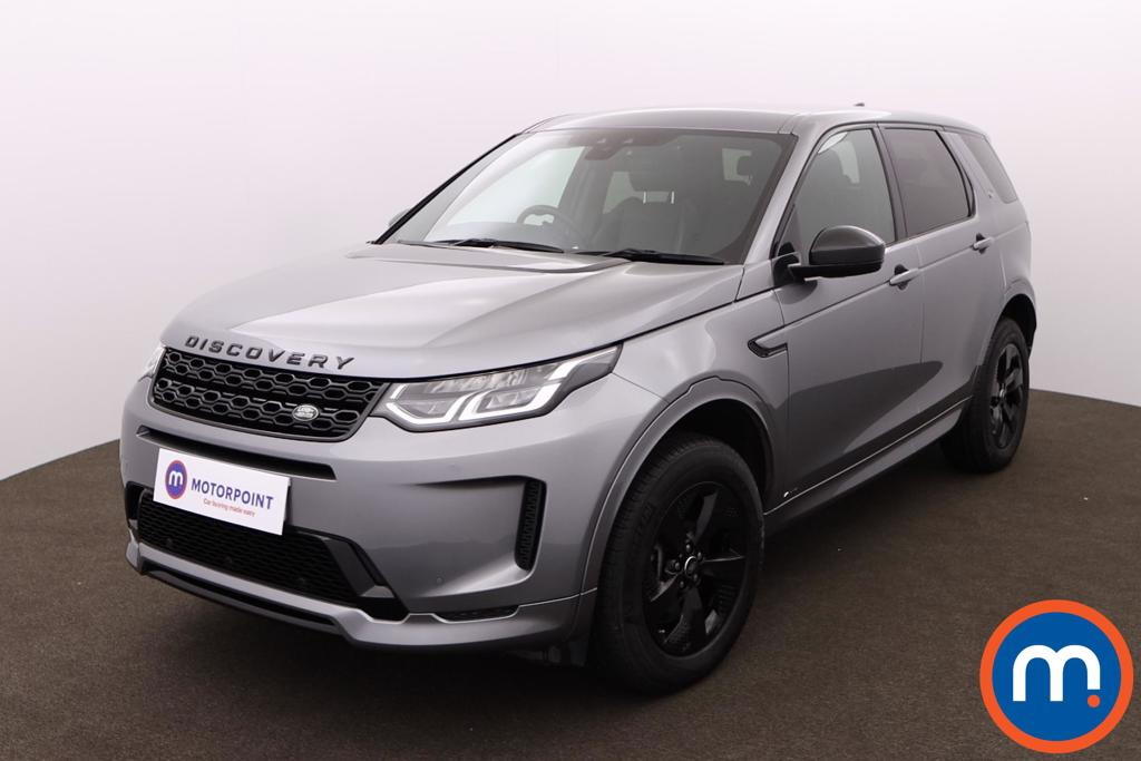 Land Rover Discovery Sport 2.0 D180 R-Dynamic S 5dr Auto - Stock Number 1164093 Passenger side front corner