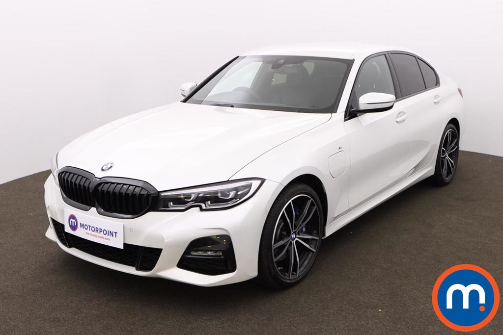 BMW 3 Series 330e M Sport 4dr Auto [Plus Pack] - Stock Number 1164144 Passenger side front corner
