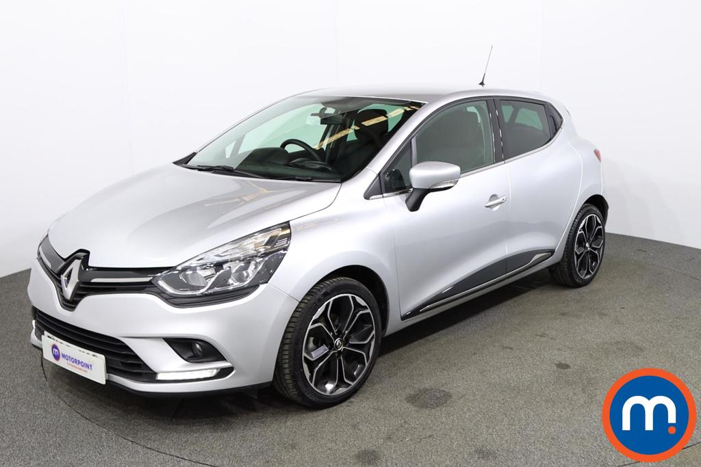 Renault Clio 0.9 TCE 90 Iconic 5dr - Stock Number 1164784 Passenger side front corner