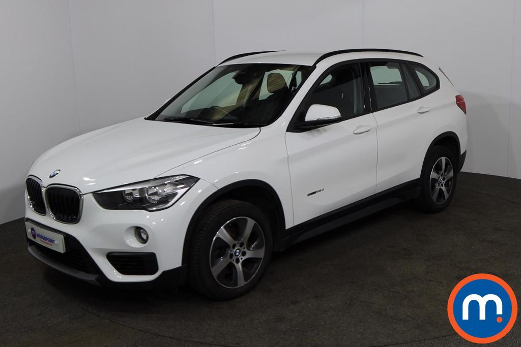 BMW X1 sDrive 18d SE 5dr - Stock Number 1141394 Passenger side front corner