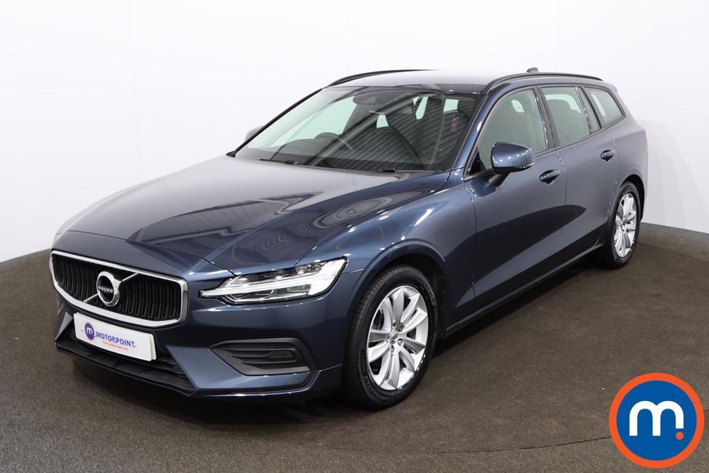 Volvo V60 2.0 D3 Momentum 5dr Auto - Stock Number 1162874 Passenger side front corner