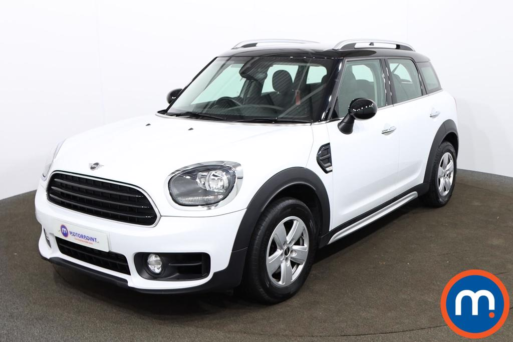 Mini Countryman 1.5 Cooper 5dr [Nav-Plus Pack] - Stock Number 1163033 Passenger side front corner