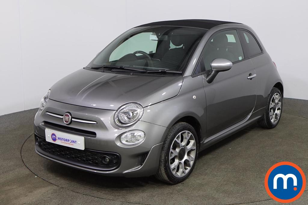 Fiat 500 1.2 Rock Star 2dr - Stock Number 1163677 Passenger side front corner