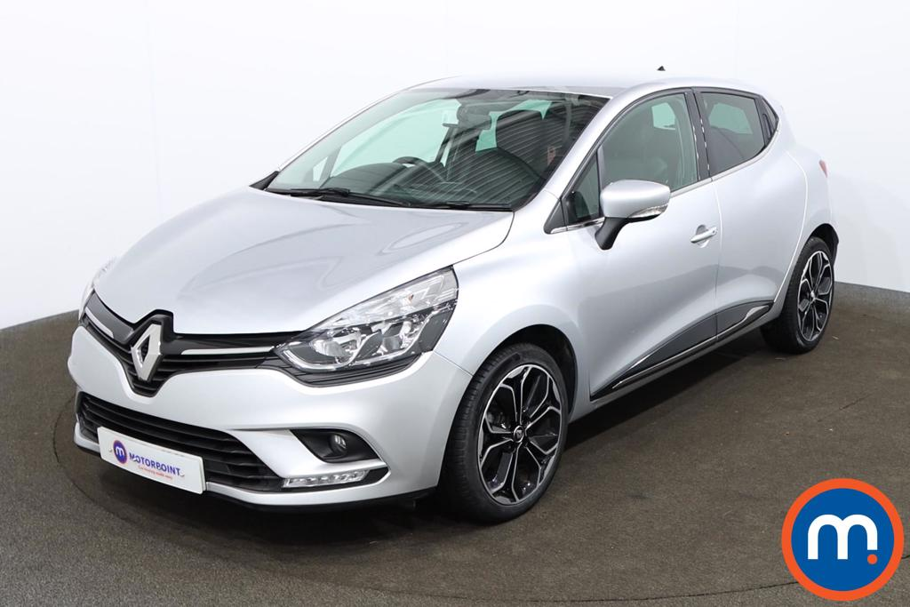 Renault Clio 0.9 TCE 90 Iconic 5dr - Stock Number 1163693 Passenger side front corner