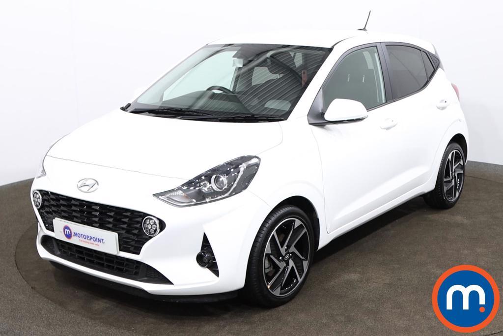 Hyundai I10 1.0 MPi Premium 5dr Auto - Stock Number 1163783 Passenger side front corner