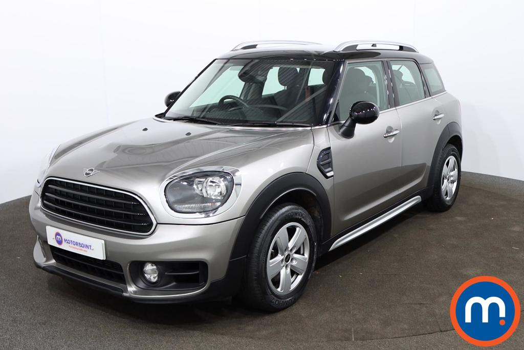 Mini Countryman 1.5 Cooper Classic 5dr Auto - Stock Number 1163784 Passenger side front corner