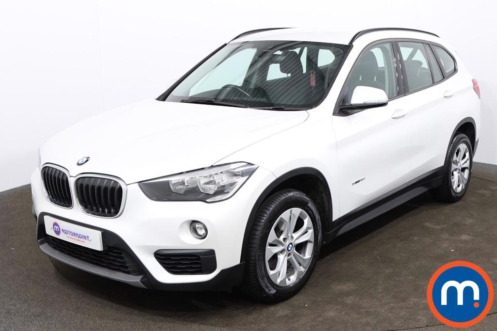 BMW X1 sDrive 18i SE 5dr - Stock Number 1163803 Passenger side front corner