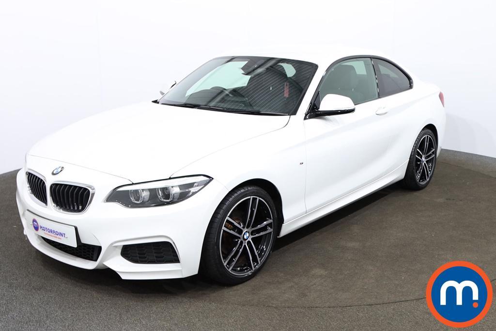 BMW 2 Series 218i M Sport 2dr [Nav] - Stock Number 1163858 Passenger side front corner