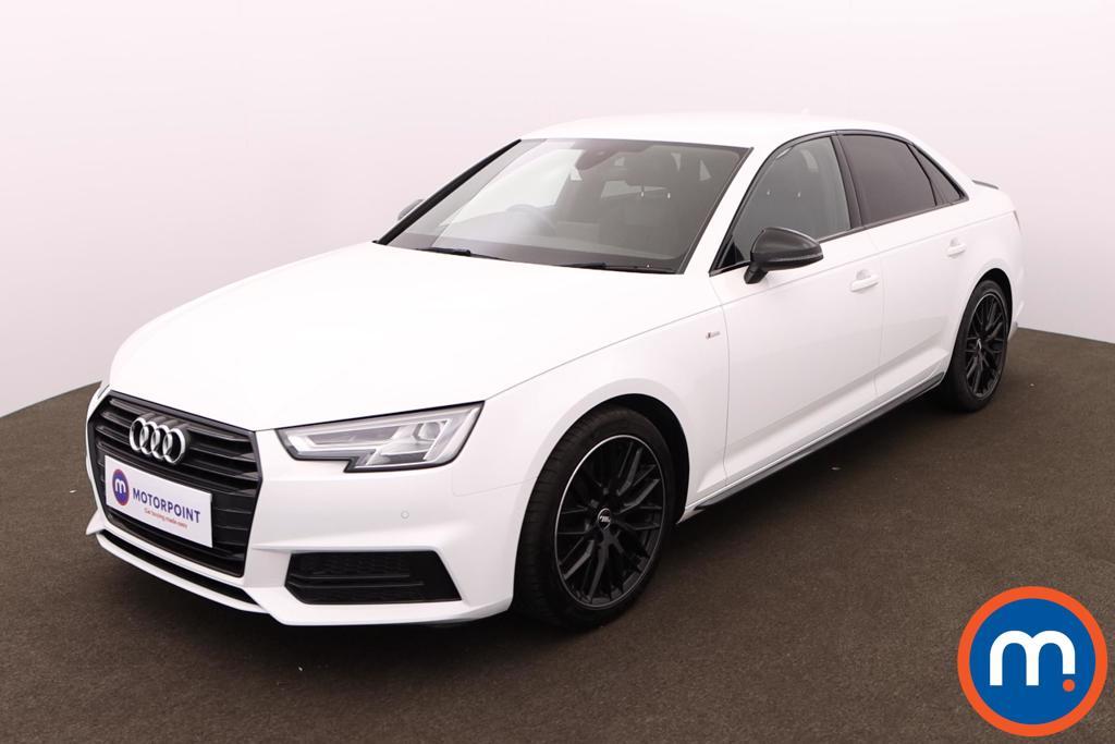 Audi A4 1.4T FSI Black Edition 4dr - Stock Number 1163902 Passenger side front corner