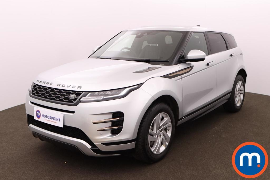 Land Rover Range Rover Evoque 2.0 D180 R-Dynamic S 5dr Auto - Stock Number 1164094 Passenger side front corner