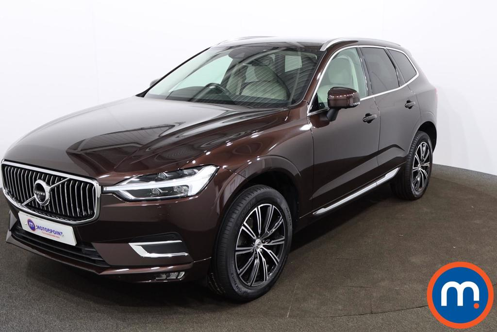 Volvo Xc60 2.0 T5 [250] Inscription 5dr AWD Geartronic - Stock Number 1165231 Passenger side front corner