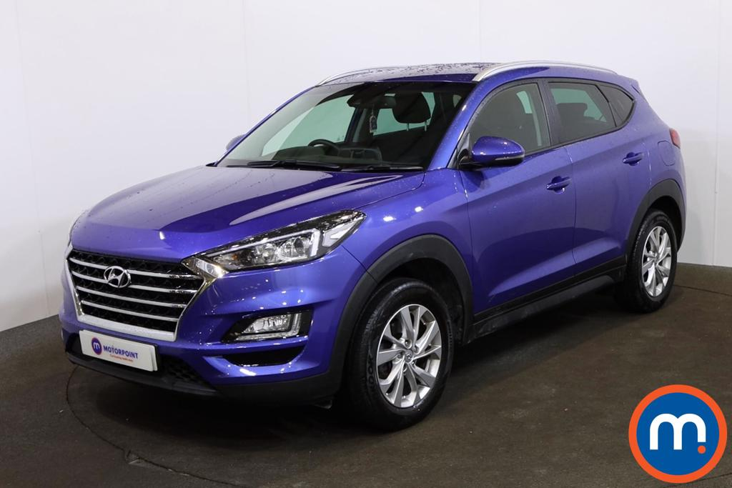 Hyundai Tucson 1.6 GDi SE Nav 5dr 2WD - Stock Number 1118520 Passenger side front corner