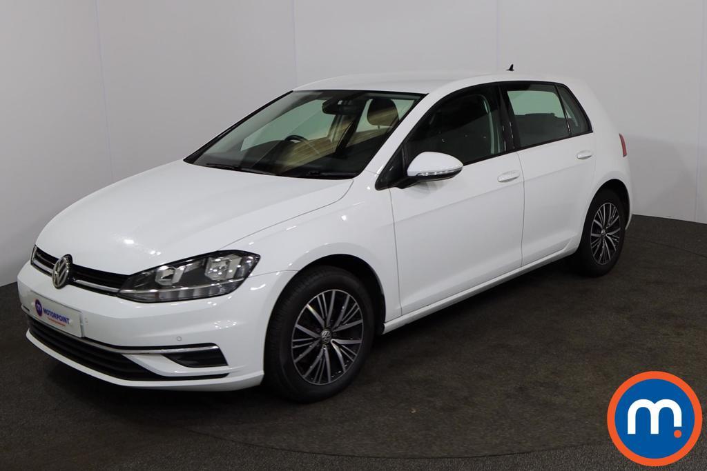Volkswagen Golf 1.4 TSI SE [Nav] 5dr - Stock Number 1145429 Passenger side front corner