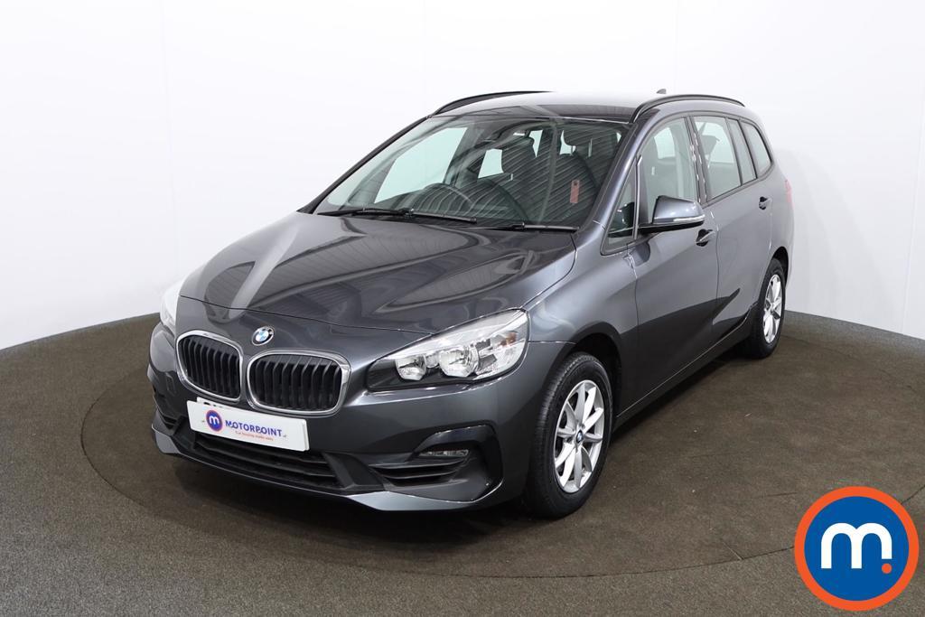 BMW 2 Series 218i SE 5dr - Stock Number 1163050 Passenger side front corner