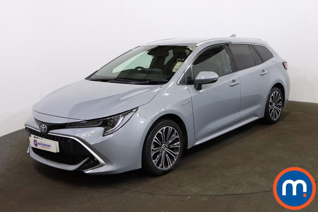 Toyota Corolla 1.8 VVT-i Hybrid Excel 5dr CVT - Stock Number 1163619 Passenger side front corner