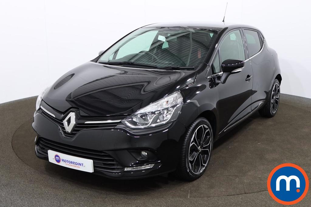 Renault Clio 0.9 TCE 90 Iconic 5dr - Stock Number 1163683 Passenger side front corner