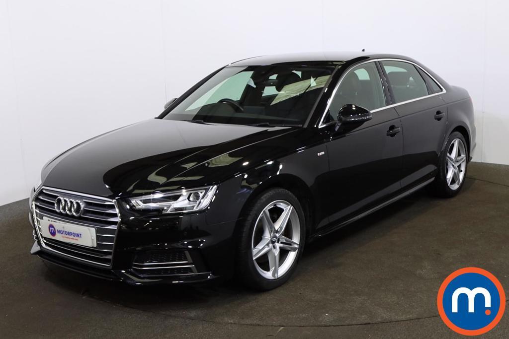 Audi A4 1.4T FSI S Line 4dr [Leather-Alc] - Stock Number 1163725 Passenger side front corner