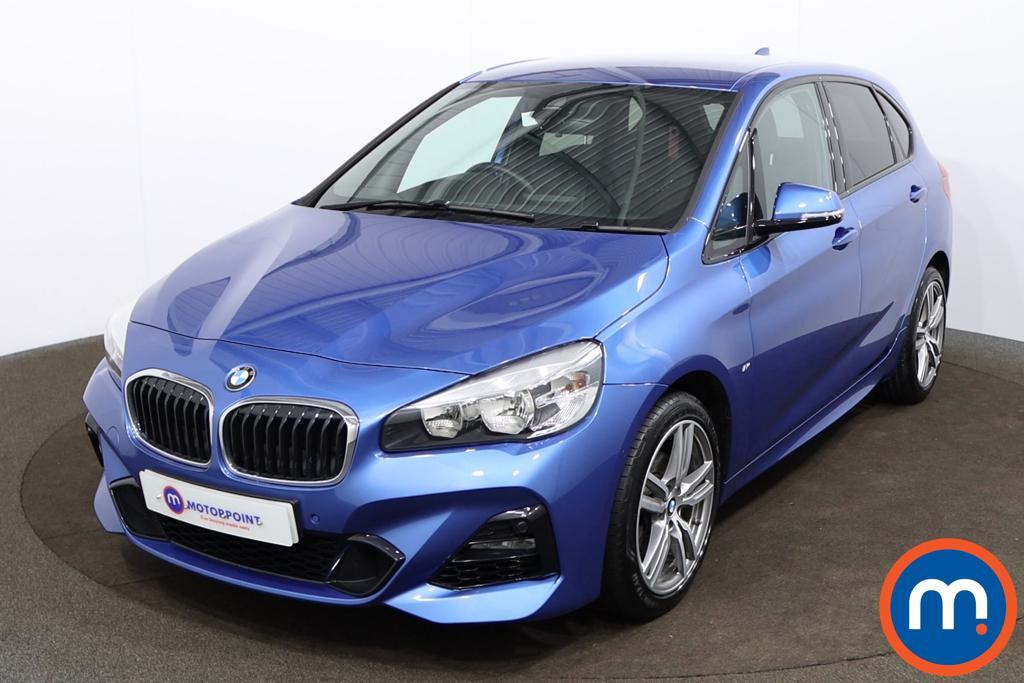 BMW 2 Series 218i M Sport 5dr - Stock Number 1163730 Passenger side front corner