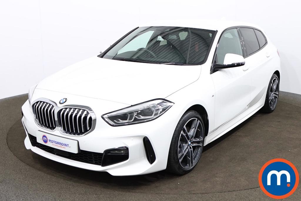 BMW 1 Series 118d M Sport 5dr Step Auto - Stock Number 1164127 Passenger side front corner