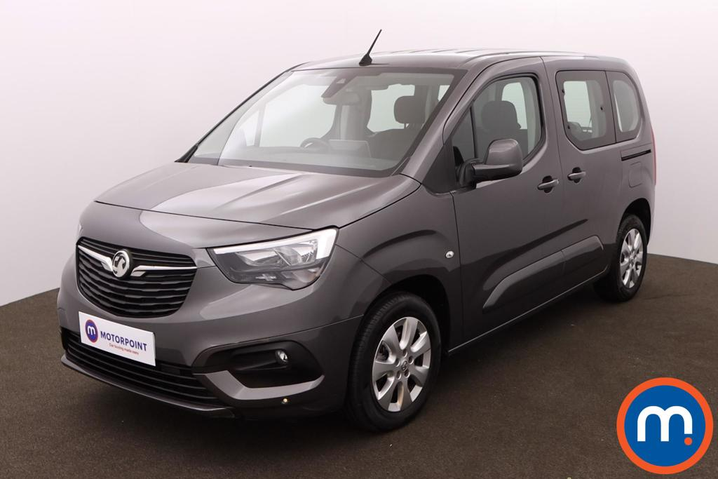 Vauxhall Combo Life 1.5 Turbo D 130 Energy 5dr Auto - Stock Number 1164723 Passenger side front corner