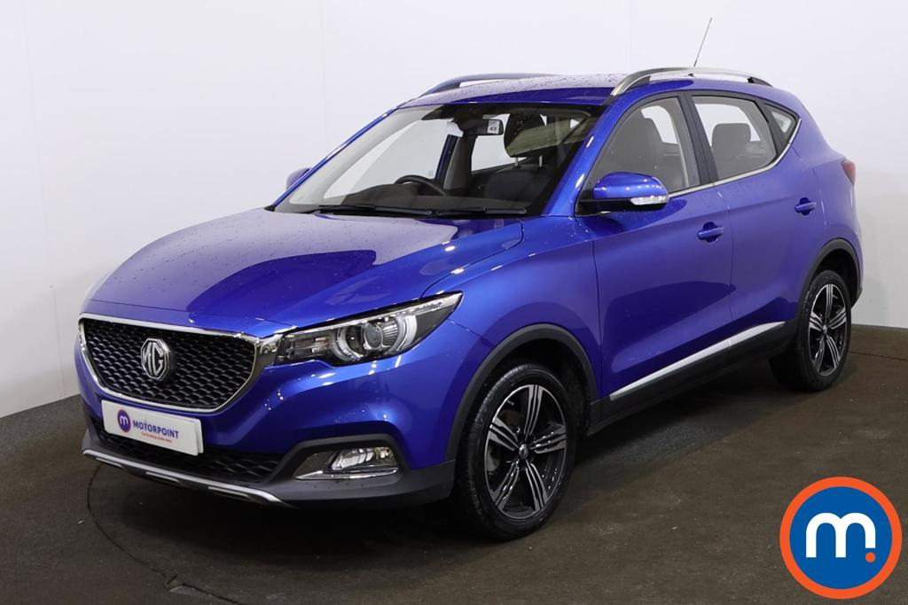 Mg Motor Uk ZS 1.0T GDi Exclusive 5dr DCT - Stock Number 1164797 Passenger side front corner