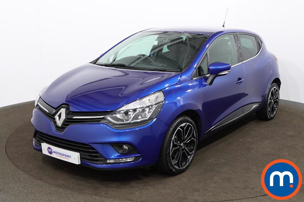 Renault Clio 0.9 TCE 90 Iconic 5dr - Stock Number 1164804 Passenger side front corner