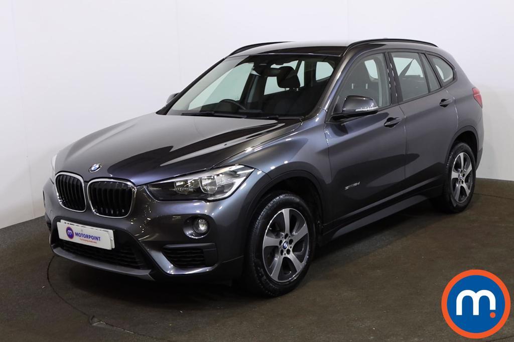BMW X1 sDrive 18d SE 5dr - Stock Number 1164902 Passenger side front corner