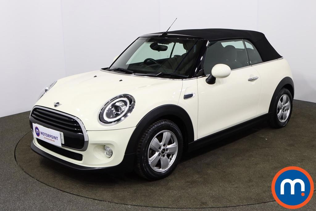 Mini Convertible 1.5 Cooper II 2dr - Stock Number 1165225 Passenger side front corner