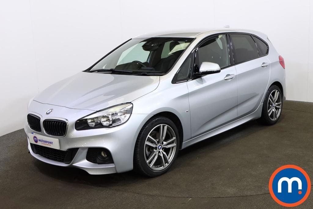 BMW 2 Series 218i M Sport 5dr [Nav] Step Auto - Stock Number 1165402 Passenger side front corner