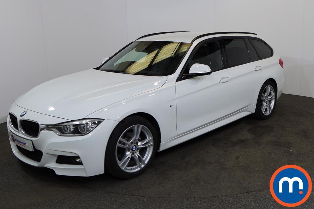 BMW 3 Series 320i M Sport 5dr Step Auto - Stock Number 1162498 Passenger side front corner