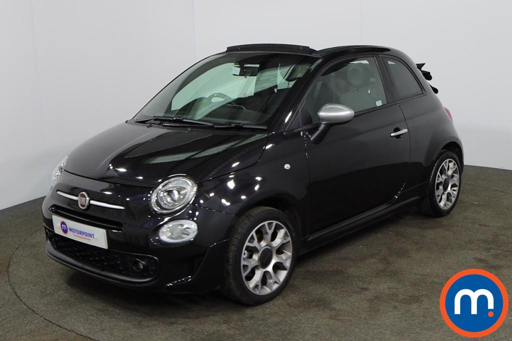Fiat 500 1.2 Rock Star 2dr - Stock Number 1163670 Passenger side front corner