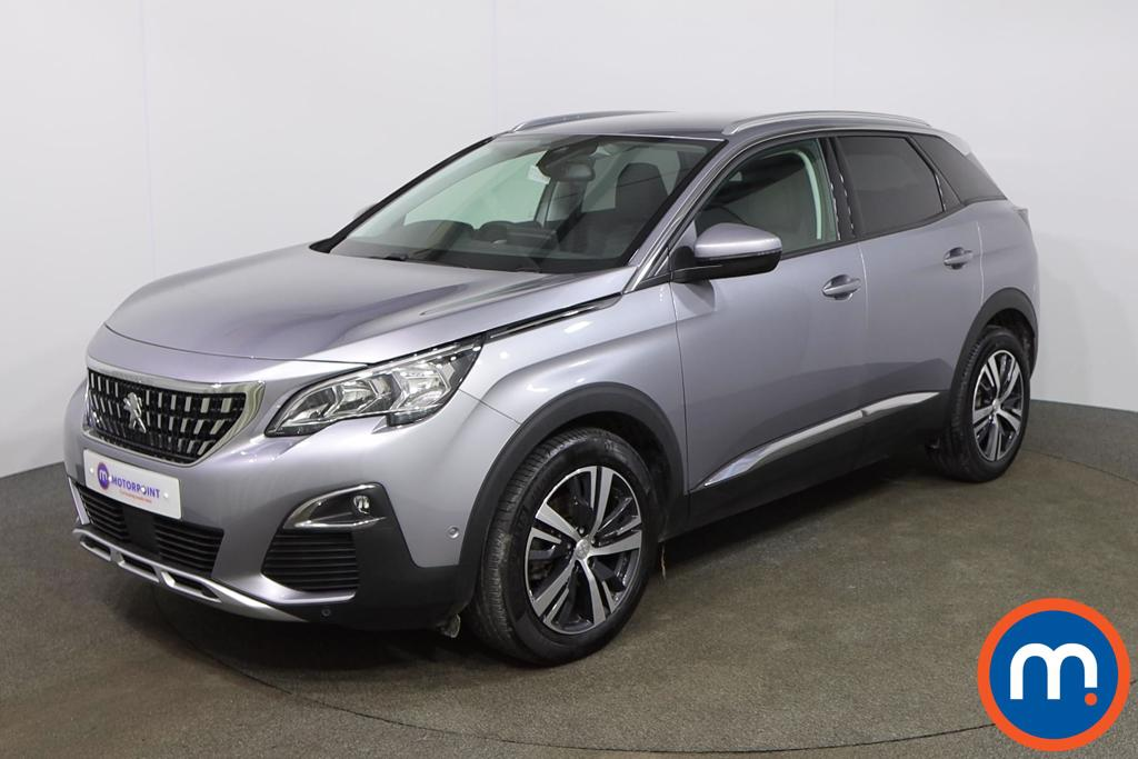 Peugeot 3008 1.5 BlueHDi Allure 5dr - Stock Number 1163737 Passenger side front corner