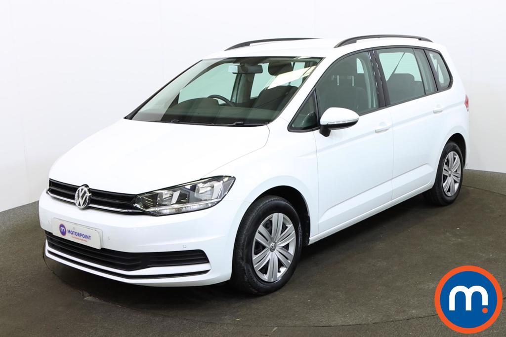 Volkswagen Touran 1.6 TDI 115 S 5dr - Stock Number 1163808 Passenger side front corner