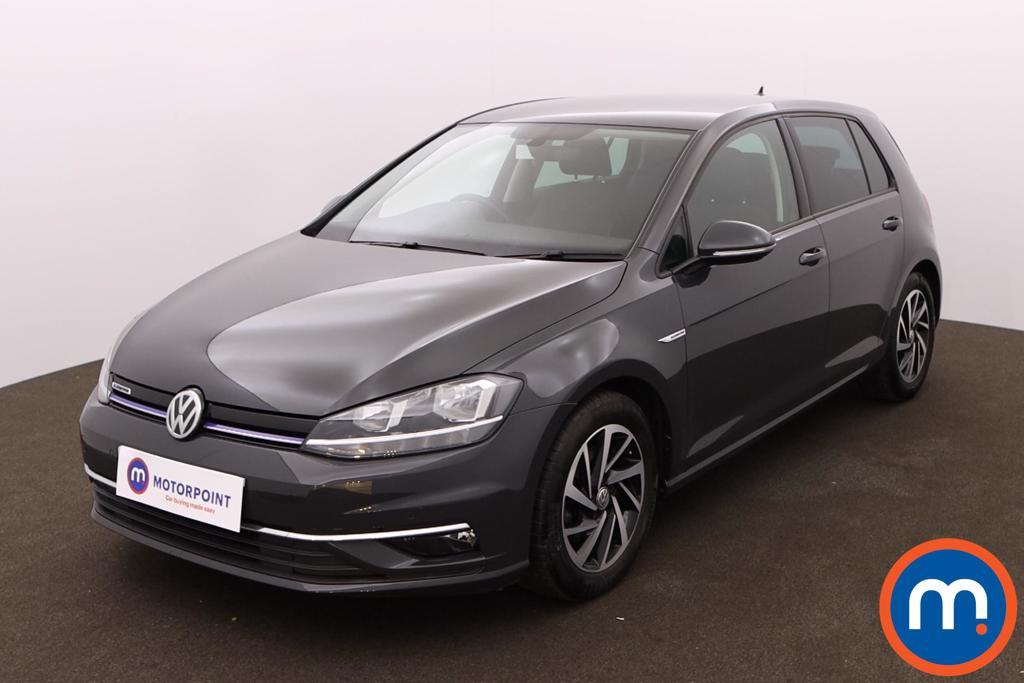 Volkswagen Golf 1.5 TSI EVO Match 5dr DSG - Stock Number 1164688 Passenger side front corner