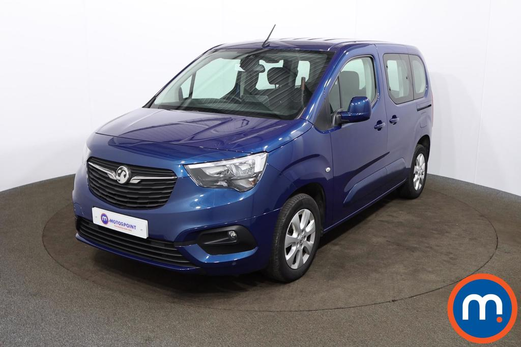 Vauxhall Combo Life 1.5 Turbo D 130 Energy 5dr Auto - Stock Number 1164720 Passenger side front corner
