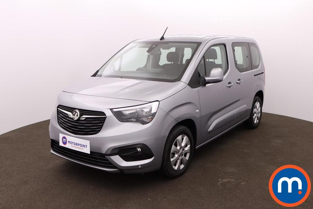 Vauxhall Combo Life 1.5 Turbo D 130 Energy 5dr Auto - Stock Number 1164721 Passenger side front corner
