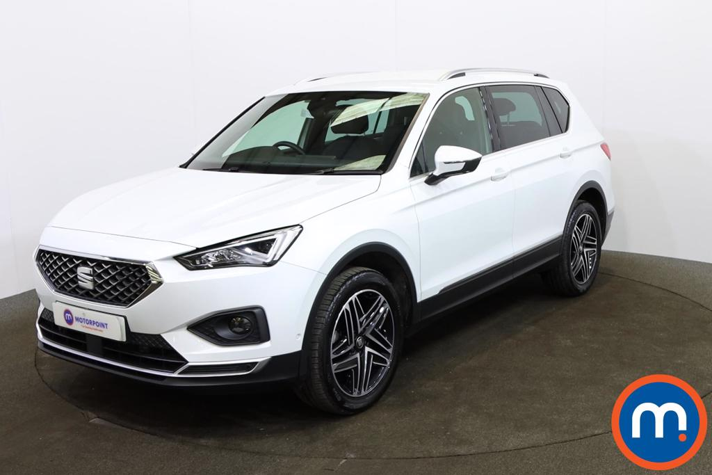 Seat Tarraco 2.0 TSI Xcellence 5dr DSG 4Drive - Stock Number 1164877 Passenger side front corner