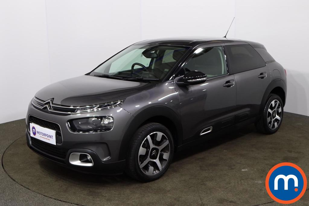Citroen C4 Cactus 1.2 PureTech Flair 5dr [6 Speed] - Stock Number 1164921 Passenger side front corner