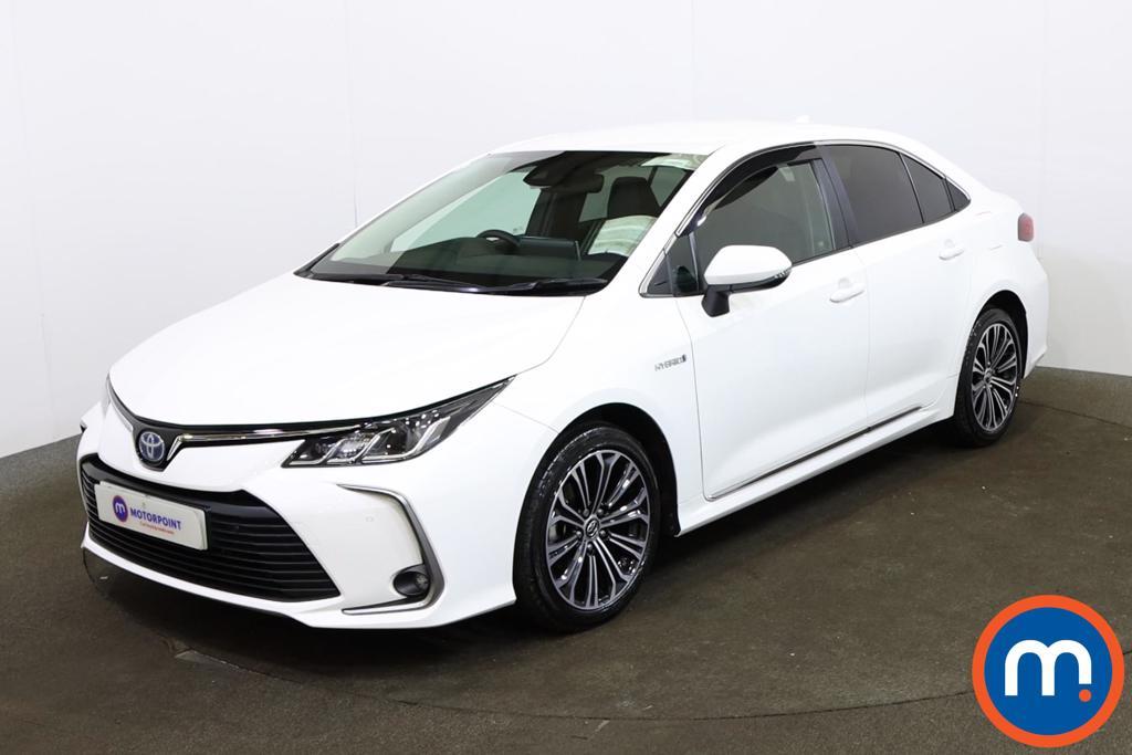 Toyota Corolla 1.8 VVT-i Hybrid Design 4dr CVT - Stock Number 1165184 Passenger side front corner