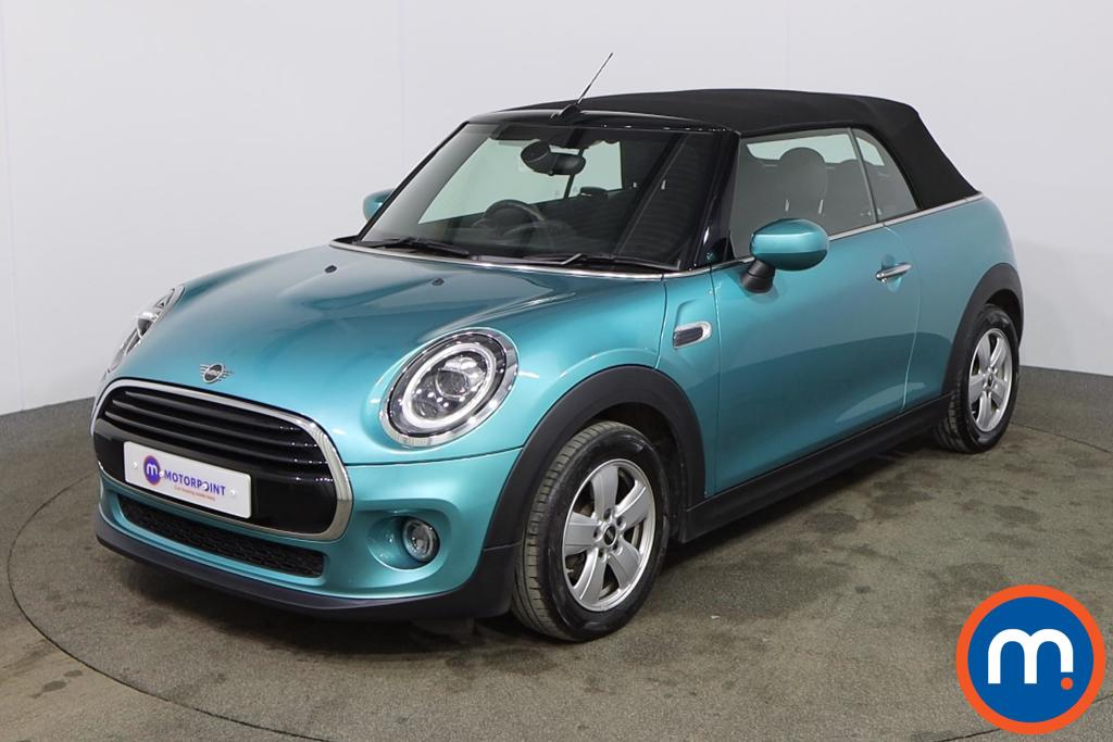 Mini Convertible 1.5 Cooper Classic II 2dr - Stock Number 1165355 Passenger side front corner