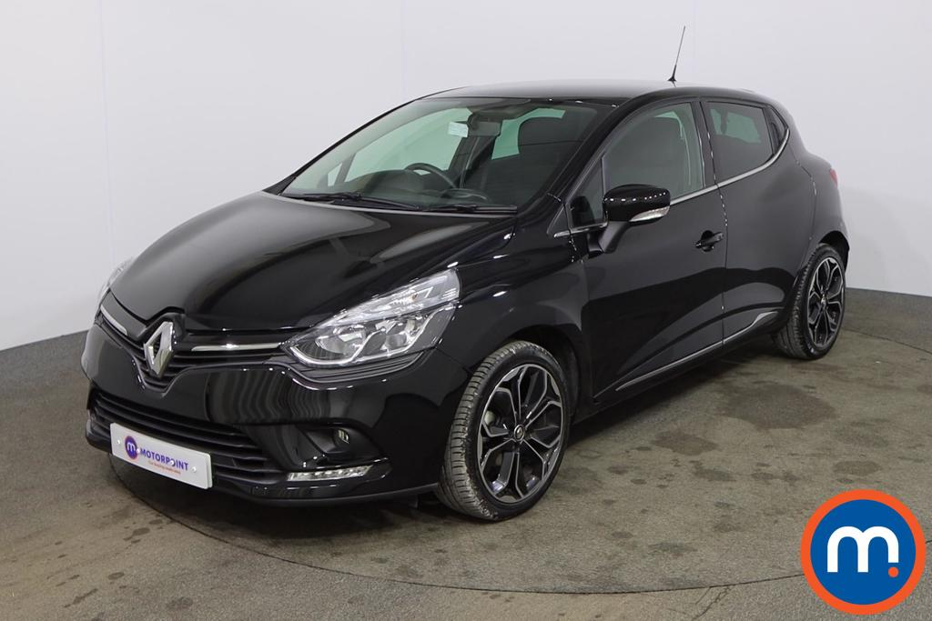 Renault Clio 0.9 TCE 90 Iconic 5dr - Stock Number 1166413 Passenger side front corner
